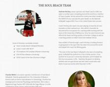 Soul Beach Volleyball