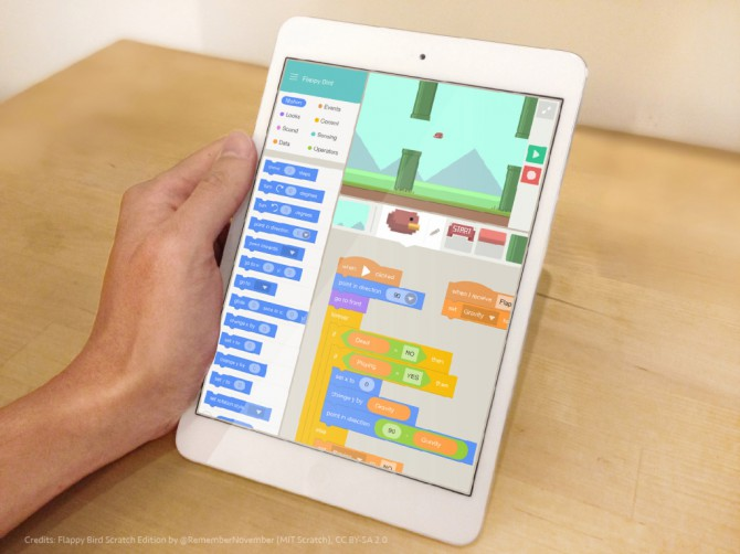 Tickle Makes Learning To Code Fun With Scratch