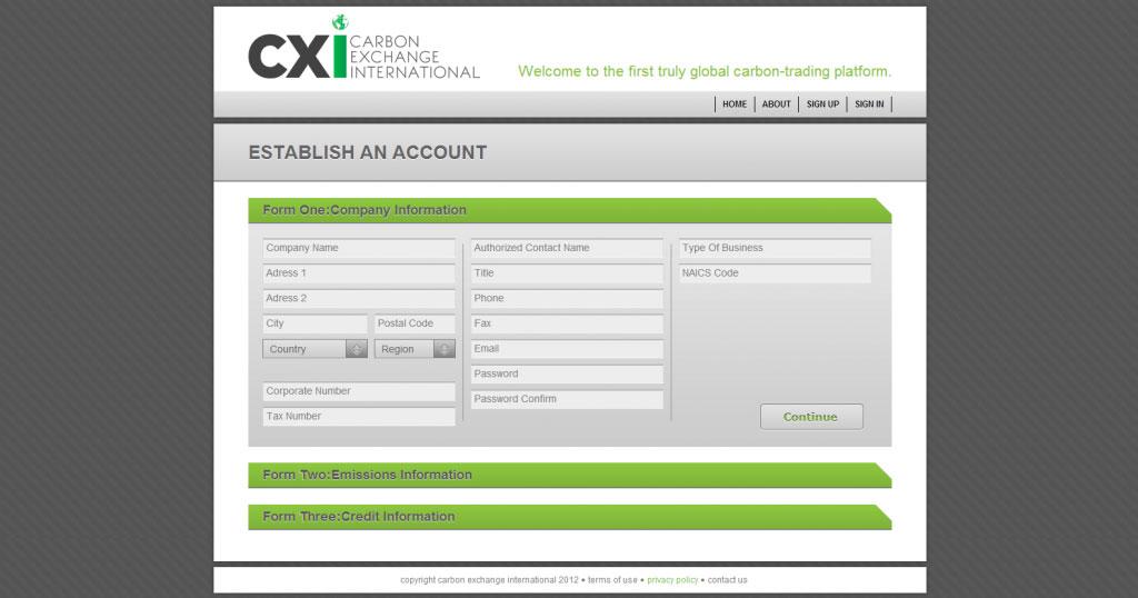 Carbon Exchange International